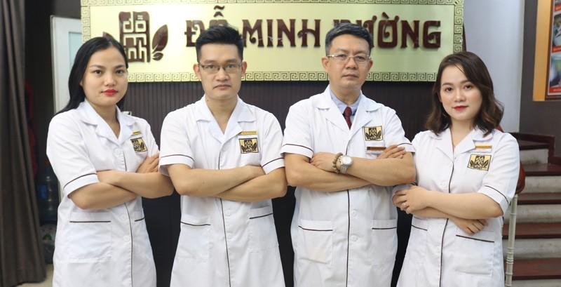 Đội ngũ lương y, bác sĩ Nhà thuốc Đỗ Minh Đường