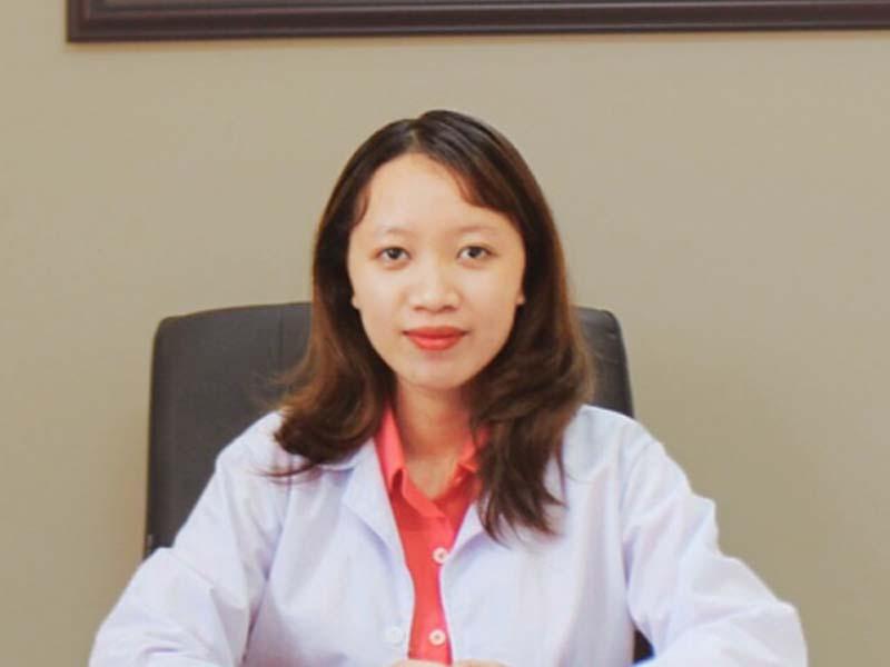 Bác sĩ YHCT Mỹ Duyên