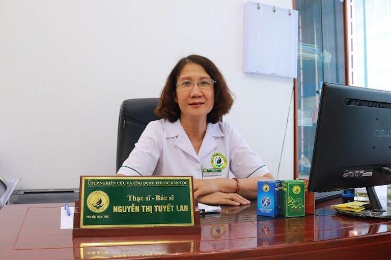 Ths.BS Nguyễn Thị Tuyết Lan đánh giá cao Phụ Khang Đỗ Minh