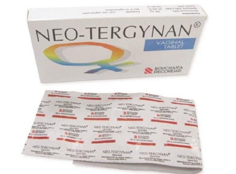 Neo tergynan là thuốc đặt âm đạo được tin dùng