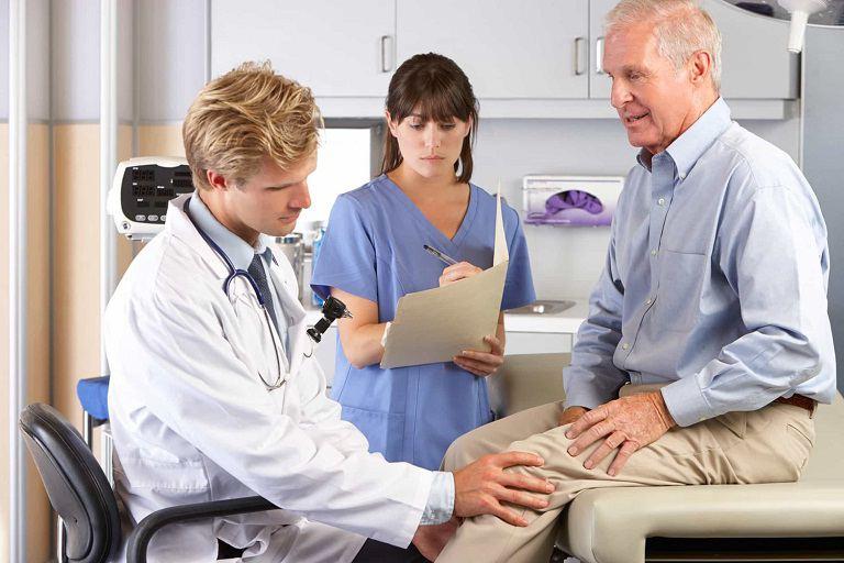Các bác sĩ sẽ dựa vào kết quả khám lâm sàng và cận lâm sàng để chẩn đoán bệnh