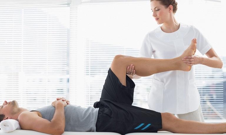 Phương pháp vật lý trị liệu có tác dụng giảm đau và phục hồi vận động cho người bệnh