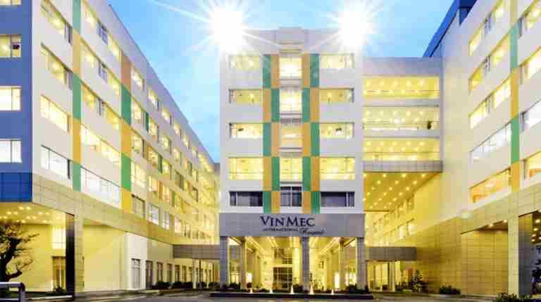 Bệnh viện Vinmec cũng là địa chỉ chị em nên tham khảo