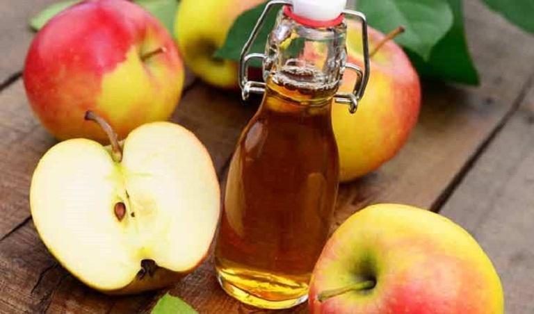 Bài thuốc chữa viêm âm đạo bằng giấm táo đơn giản, hiệu quả