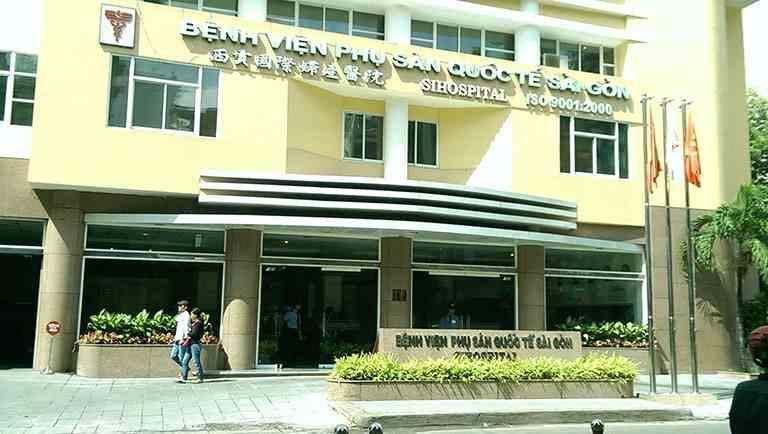 Không chỉ có dịch vụ tốt mà bệnh viện còn là địa chỉ khám viêm âm đạo rất chất lượng