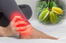 Công dụng điều trị đau xương khớp của quả khế đã được nhiều bệnh nhân kiểm chứng