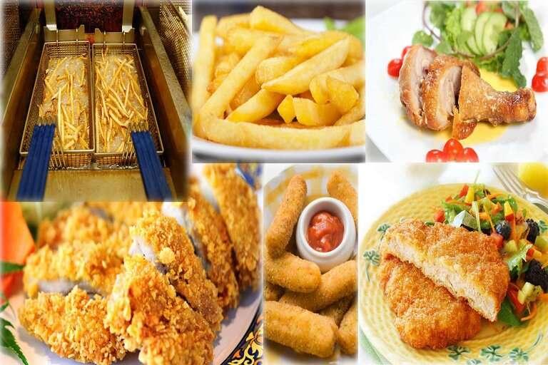 Hãy nói không với đồ ăn nhanh để bảo vệ sức khỏe