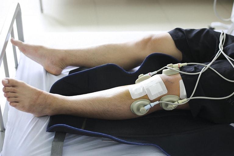 Vật lý trị liệu khớp gối