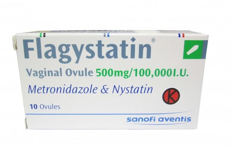 Flagystatin hỗ trợ đắc lực cho phác đồ điều trị viêm lộ tuyến