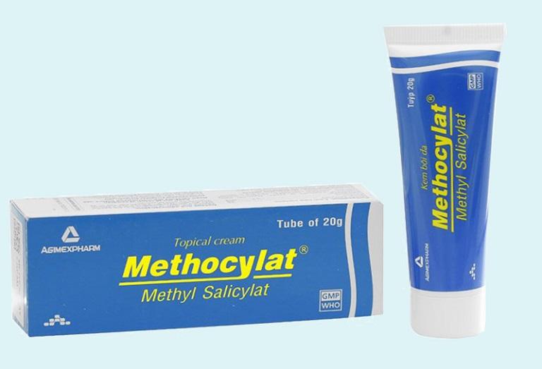 Thuốc Methyl salicylate cho người bệnh thoái hóa khớp gối