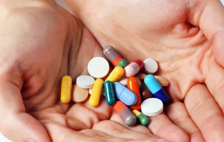 Sử dụng thuốc Tây y điều trị bệnh nhanh chóng và hiệu quả