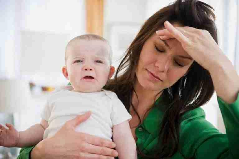 Sức đề kháng suy giảm cũng là nguyên nhân làm tăng nguy cơ mắc bệnh ở phụ nữ sau sinh