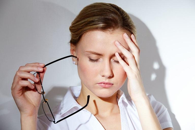Viêm họng mãn tính quá phát kéo dài khiến người bệnh suy nhược, mệt mỏi