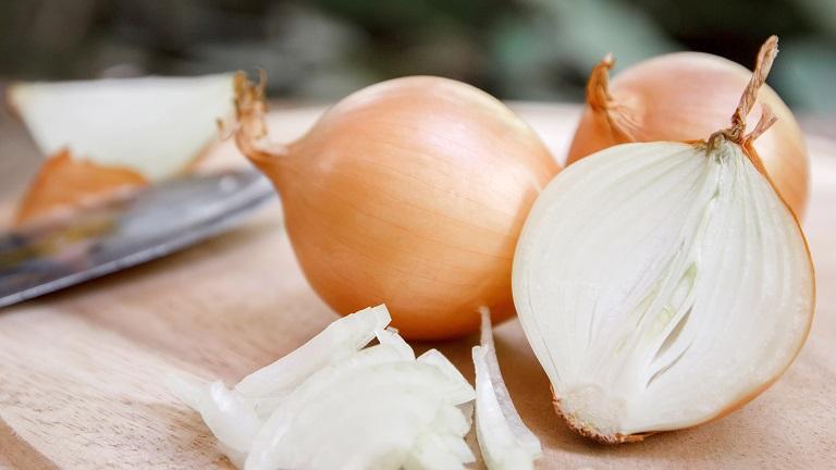 Hành tây cải thiện chất lượng tinh trùng