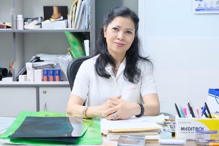 PGS. TS Lê Anh Thư