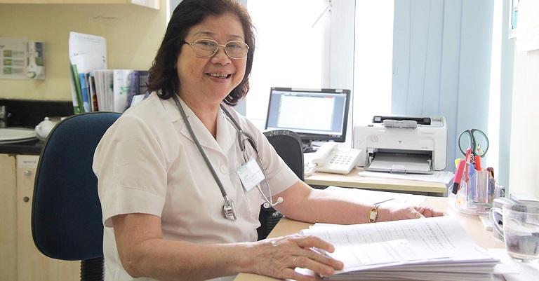 Bác sĩ CKII Nguyễn Thị Kim Loan