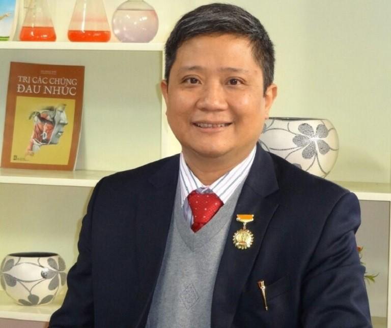 PGS.TS Nguyễn Vĩnh Ngọc