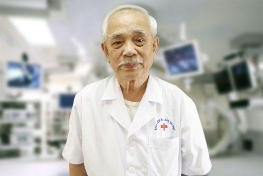 Bác sĩ cơ xương khớp giỏi - Giáo sư, Tiến sĩ Trần Ngọc Ân