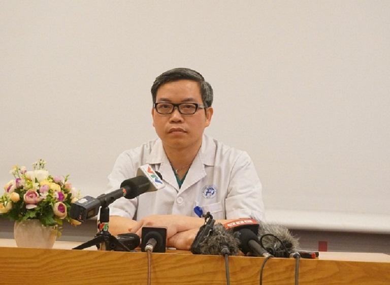 PGS, Tiến sĩ Trần Trung Dũng là bác sĩ cơ xương khớp giỏi và nổi tiếng tại Hà Nội