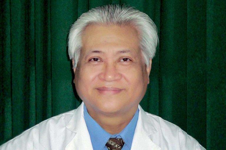 PGS.TS Võ Văn Thành là bác sĩ cơ xương khớp giỏi và nổi tiếng tại Hồ Chí Minh