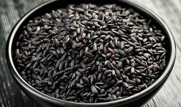 Gạo nếp cẩm không chỉ ăn ngon mà còn có tác dụng tốt trong chữa trị bệnh viêm khớp