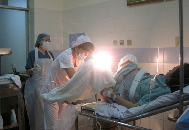 Chi phí chữa viêm lộ tuyến phụ thuộc khá nhiều vào điều trị lâm sàng
