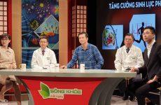 Đỗ Minh Đường tham gia chương trình Sống khỏe mỗi ngày chủ đề Tăng cường sinh lực phái mạnh bằng Đông y