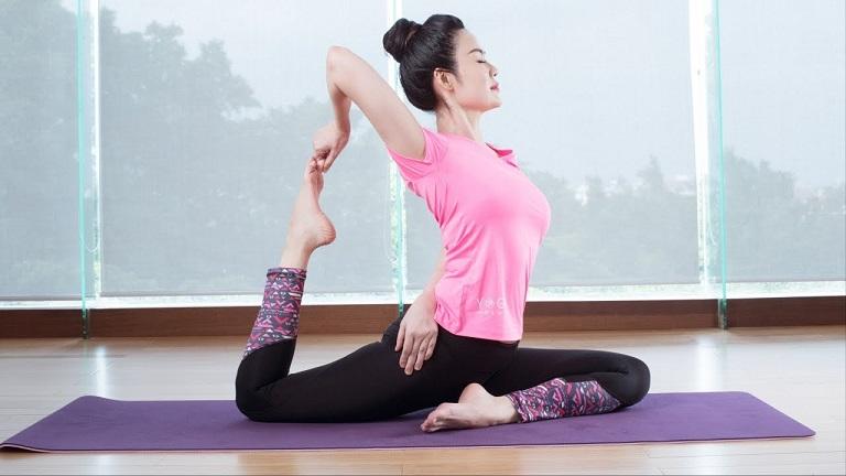 Các bài tập yoga có thể giúp giảm đau và giúp khớp gối chắc khỏe