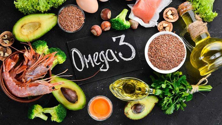 Người bệnh nên bổ sung nhiều thực phẩm giàu Omega 3