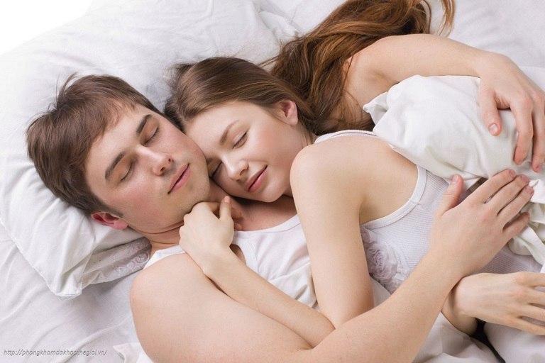Duy trì đời sống tình dục lành mạnh có tác dụng phòng bệnh hiệu quả