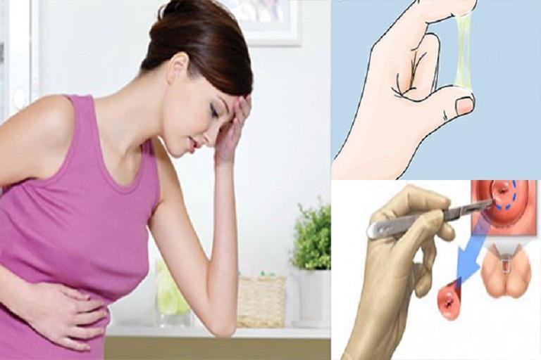 Bệnh thường rất khó nhận biết ở giai đoạn đầu do các biểu hiện tương đồng với viêm phụ khoa