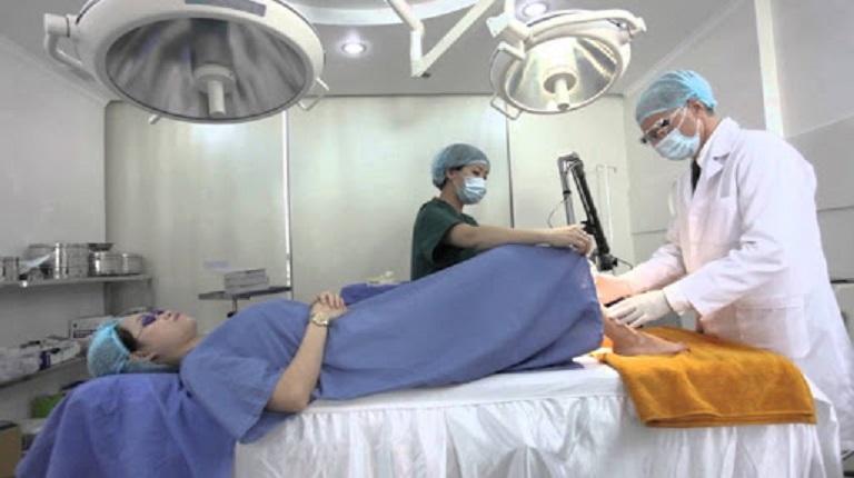 Bệnh viện Phụ sản Trung ương là địa chỉ uy tín nếu chị em muốn điều trị viêm lộ tuyến