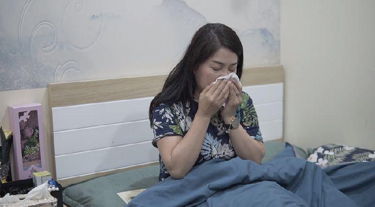 Dv Thanh Tú bị viêm mũi dị ứng, viêm đa xoang đeo bám hàng chục năm
