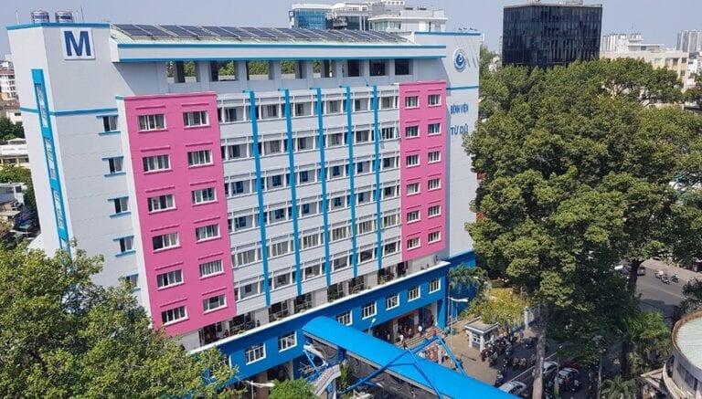 Bệnh viện Từ Dũ - Lựa chọn hàng đầu cho bệnh nhân khu vực phía nam