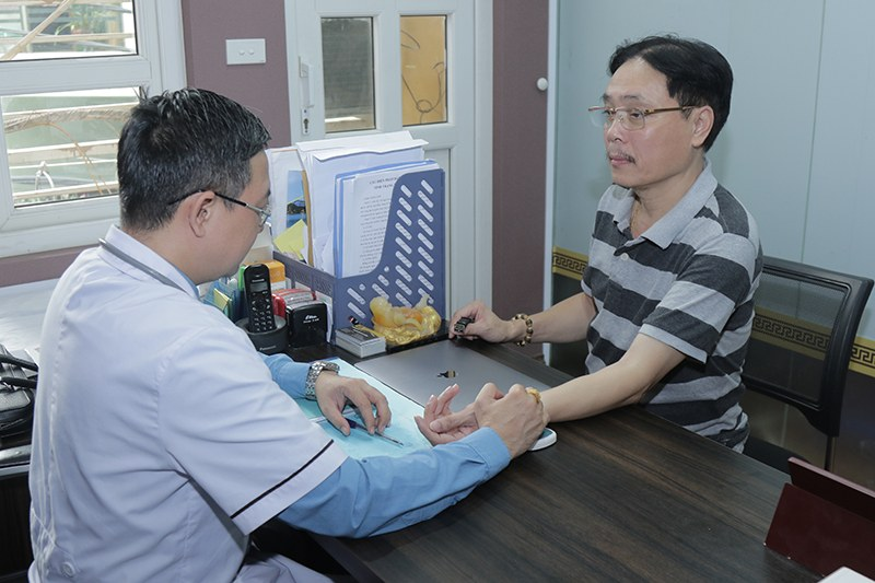 Diễn viên Minh Tuấn chữa mãn dục nam tại Đỗ Minh Đường
