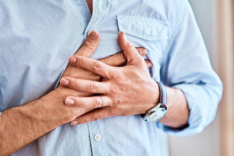 Tâm trạng bất ổn cũng có thể là nguồn gốc của cơn đau tức ngực