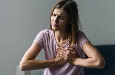 Đau vùng xương ức là bệnh gì?