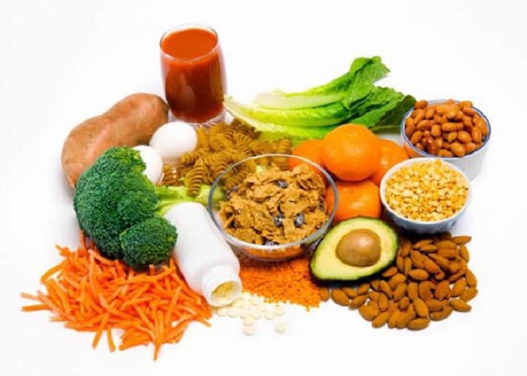Nhóm thực phẩm giàu Folate rất tốt trong quá trình hồi phục cơ thể