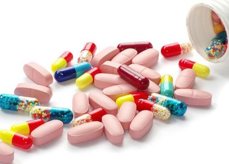 Sử dụng thuốc Tây để điều trị bệnh là phương pháp được khá nhiều chị em tin tưởng áp dụng