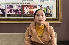 Chị An Thị Dân - Bệnh nhân viêm xoang 14 năm điều trị tại nhà thuốc