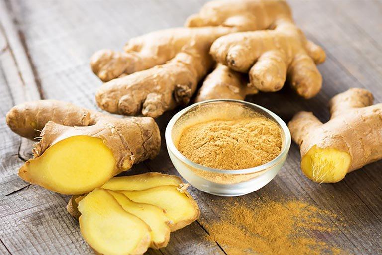 Các nguyên liệu tự nhiên cũng giúp khắc phục những triệu chứng của viêm mũi dị ứng rất tốt