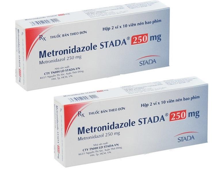 Thuốc đặt âm đạo trị nấm