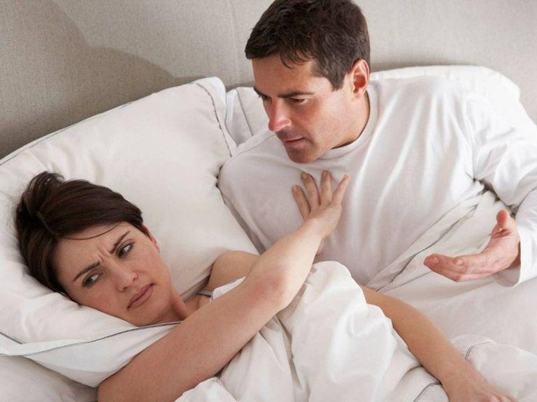 Bệnh có thể ảnh hưởng đến đời sống sinh hoạt vợ chồng của chị em
