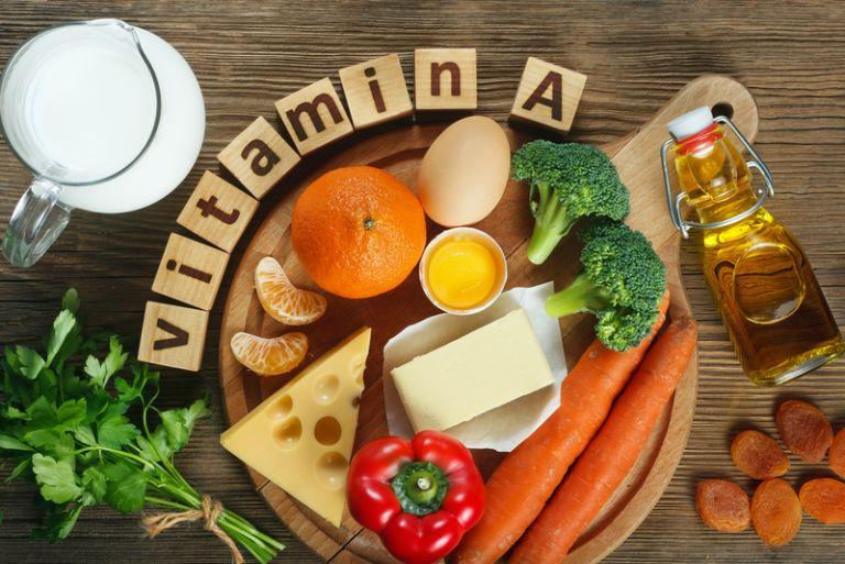 Thực phẩm giàu vitamin A là giải đáp đầu tiên cho câu hỏi viêm mũi dị ứng nên ăn gì