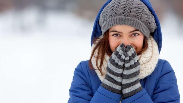 Giữ ấm cơ thể là cách phòng tránh bệnh vào mùa đông