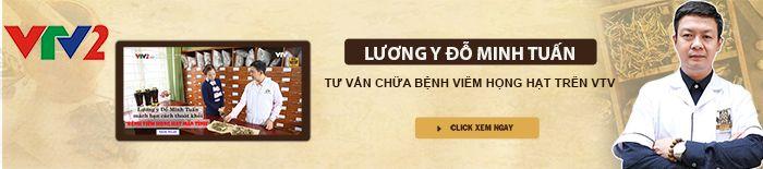Banner viêm họng Đỗ Minh Đường