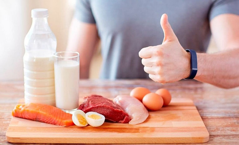 Bổ sung dinh dưỡng hợp lý là cách đơn giản nhất để cải thiện tình trạng tinh trùng yếu