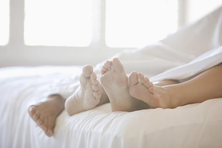 Thay đổi về đời sống tình dục để ổn định lại quá trình sinh tinh