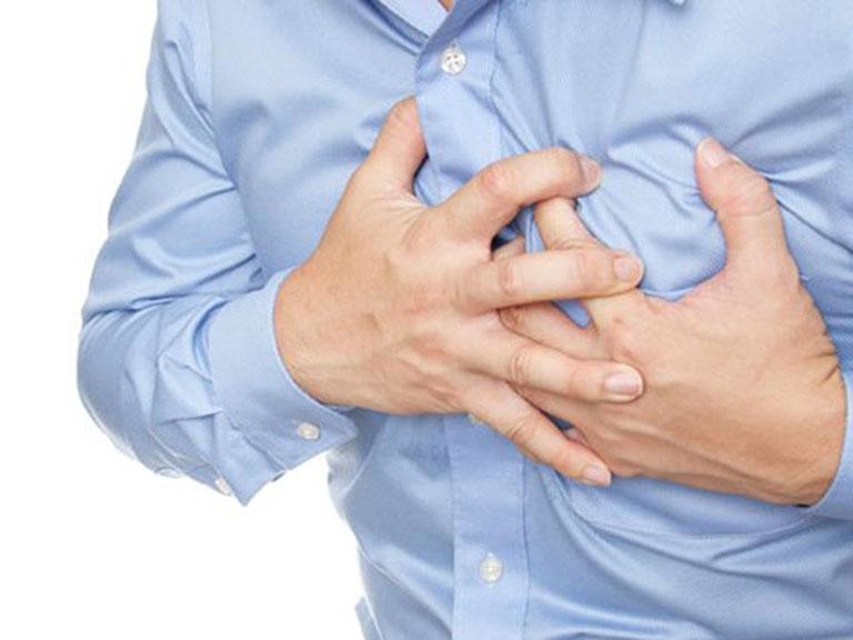 Người mắc bệnh tim mạch có nguy cơ mắc liệt dương cao hơn