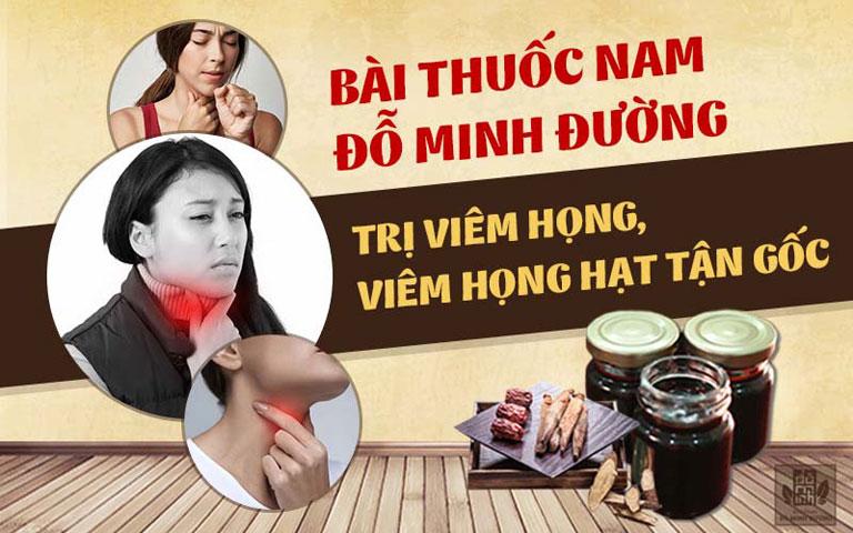 Bài thuốc nam gia truyền tại nhà thuốc Đỗ Minh Đường được người bệnh đánh giá cao